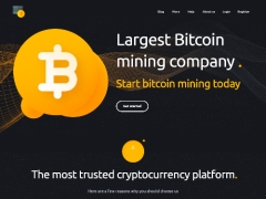 Full source web đầu tư bitcoin - Bitmine - Advanced Bitcoin Mining Platform