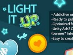 Mã nguồn trò chơi Light It UP- Buy Light It UP App source code