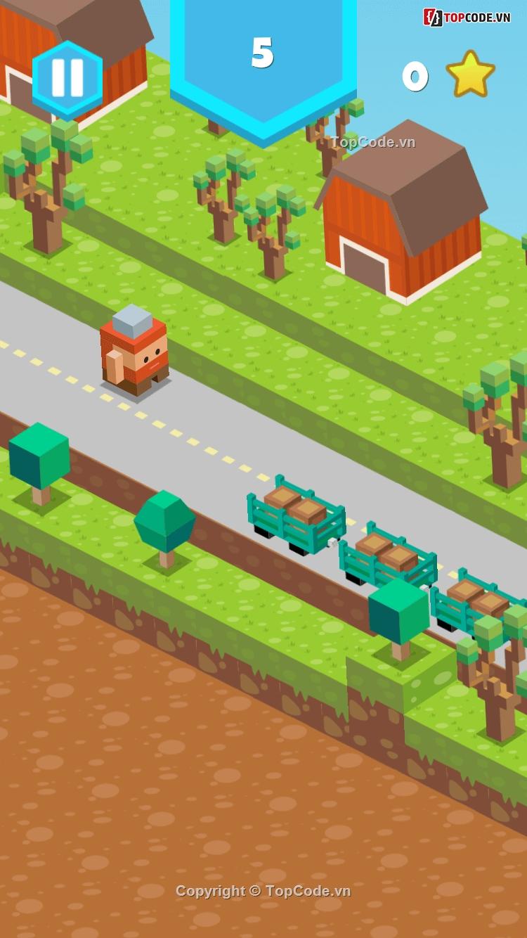Buy Blocky Road App source code